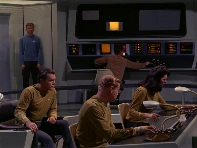 Star Trek The Original Series The Menagerie Part 1